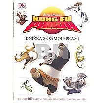 Kung Fu Panda knížka se samolepkami