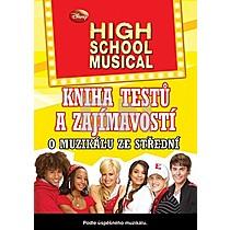 High School Musical Kniha testů a zajímavostí