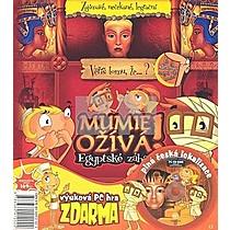 Mumie ožívá! + CD ROM