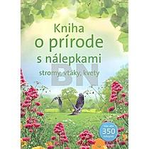 Kniha o prírode s nálepkami