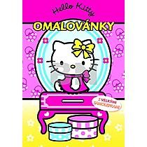 Hello Kitty Omalovánky (Egmont)