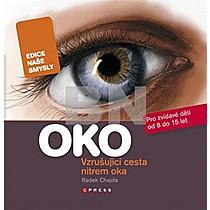 Oko - vzrušující cesta nitrem oka