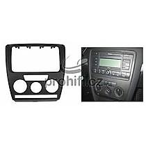 Car Audio ISO redukce pro Škoda Octavia bez Clima k 10.334