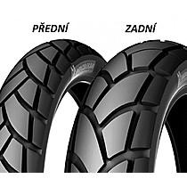 Enduro moto pneu