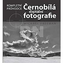 Černobílá digitální fografie