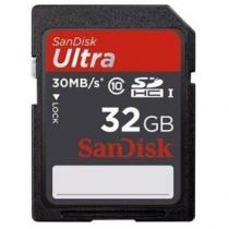 Sandisk 32GB SDHC Ultra Class 10 80 MB/s