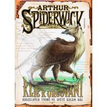 Arthur Spiderwick Klíč k určování kouzelných tvorů ve světě