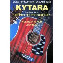 Kytara - Určeno též pro samouky