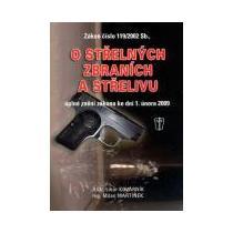 Zákon o střelných zbraních a střelivu - úplné znění zákona