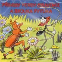 CD-Příhody Ferdy Mravence a brouka Pytlíka