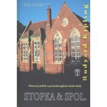 Stopka  &  spol. - Humorný příběh z prostředí anglické střední