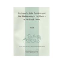 Bibliografie dějin Českých zemí za rok 2001. The Bibliography