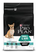 Purina Pro Plan Small & Mini Adult Sensitive Digestion 3 kg