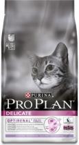 Purina Pro Plan Cat Delicate Turkey & Rice 400 g
