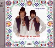 Slovácko sa nesúdí - CD