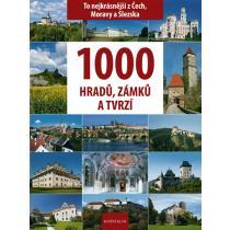 1000 hradů, zámků a tvrzí - To nejkrásnější z Čech, Moravy