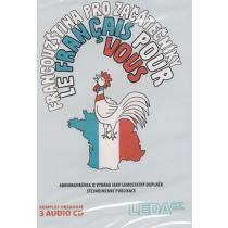 LEDA Francouzština pro začátečníky CD