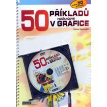 50 příkladů z počítačové grafiky + DVD