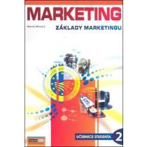 Marketing - Základy marketingu 2. - Učebnice studenta Moudrý