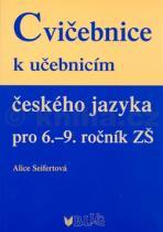 Cvičebnice k učebnicím českého jazyka pro 6.-9. ročník Seifertová