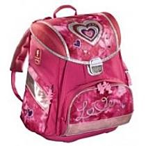 HAMA Step by step školní batoh Srdce