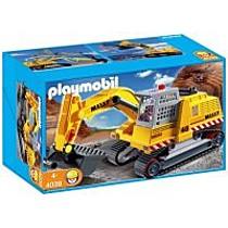 Playmobil 4039 Těžkotonážní bagr