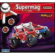 SUPERMAG Rally, 69 dílků