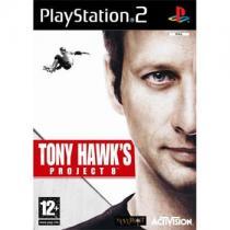 Tony Hawks Project 8 (PS2)