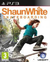 Shaun White Skateboarding (PS3)
