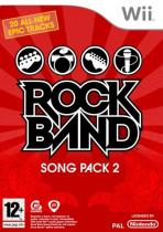 Rock Band: Song Pack 2 (Wii)