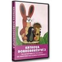 Krtkova dobrodružství 3 (DVD)