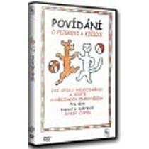 Povídání o pejskovi a kočičce (DVD)