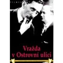 Vražda v Ostrovní ulici (DVD)