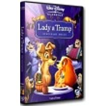 Lady a Tramp (DVD)