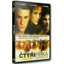 Čtyři pírka (DVD)