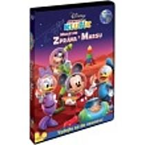 Mickeyho klubík: Mickeyho zpráva z Marsu (DVD)