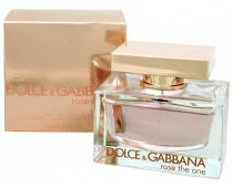 Dolce & Gabbana Rose The One - EdP 75 ml W