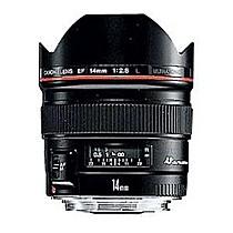 Canon EF 14 mm f/2.8 L II USM