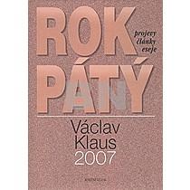 Václav Klaus: Rok pátý