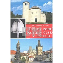 František Čapka: Dějiny zemí Koruny české v datech