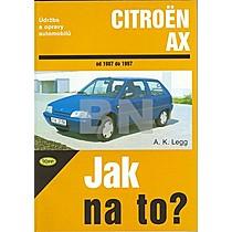 A. K. Legg: Citroën AX od 1987 do 1997