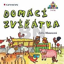 Adéla Moravcová: Domácí zvířátka