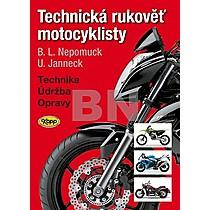 B.L. Nepomuck; U. Janneck: Technická rukověť motocyklisty