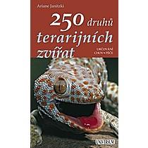 Ariane Janitzki: 250 druhů terarijních zvířat