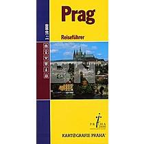 Prag Průvodce německy