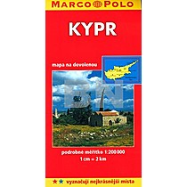 Kypr 1:200 000