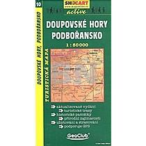 Doupovské hory Podbořansko1:50 000