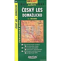 Český les Domažlicko 1:50 000