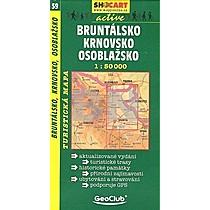 Bruntálsko, Krnovsko 1:50 000