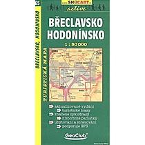 Břeclavsko Hodonínsko 1:50 000